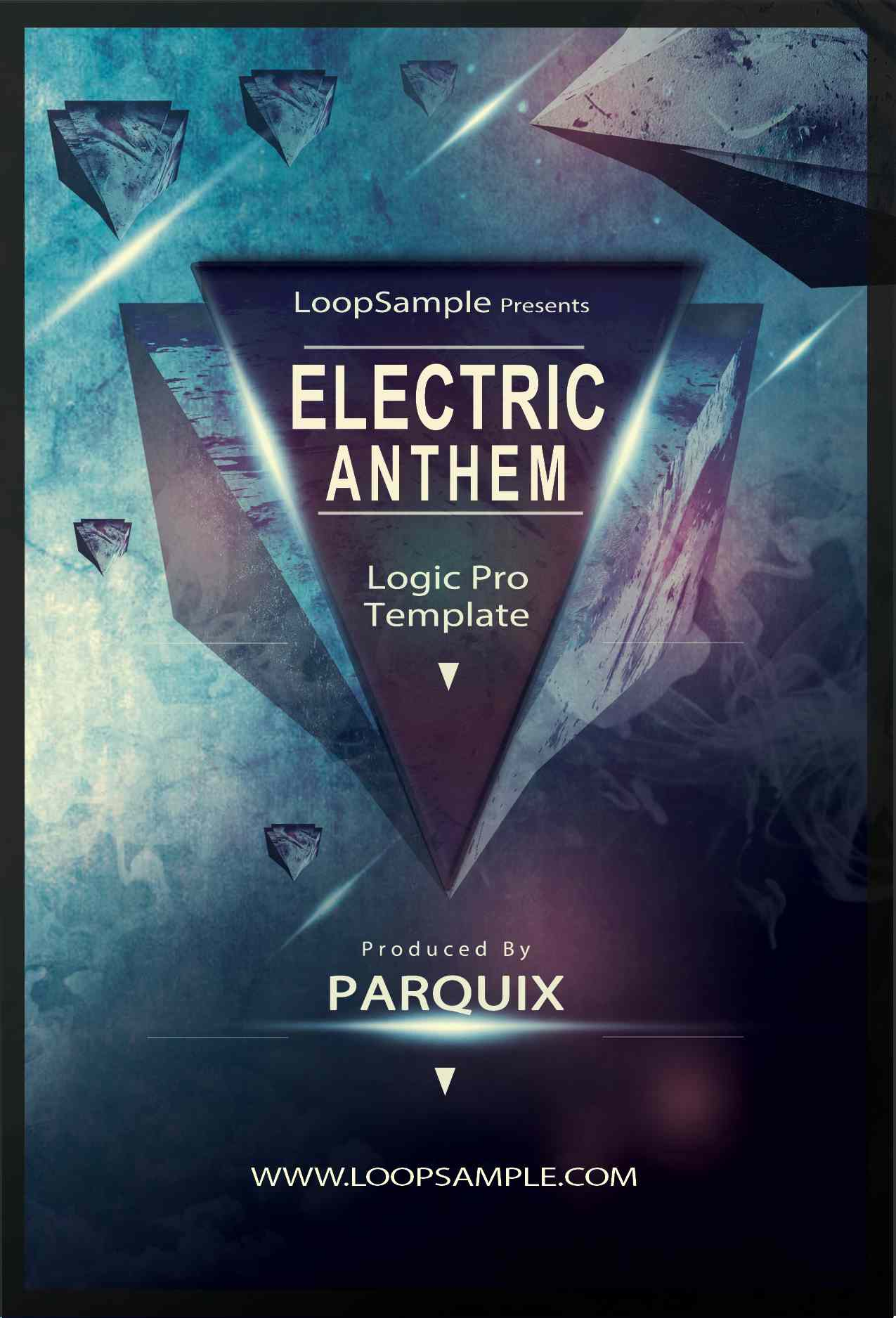 Electric Anthem_poster