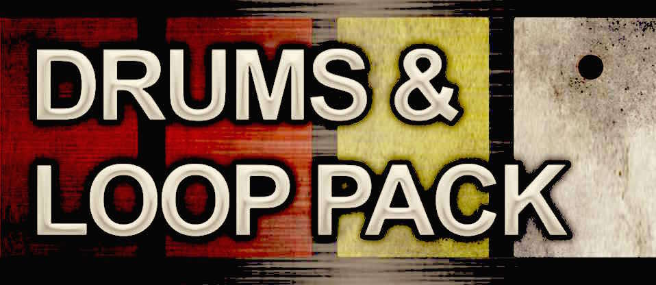 LS Category -Drums loop pack 3