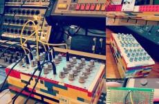 Euroack case DIY LEGO