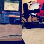 August is my crazy month of non stop vocal recording + editing, !