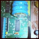 Battery leakage !!!! A common problem of Polysix!! I gotta fix this! #loopsample…
