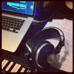 How I love my work as a music maker. :) #loopsample……