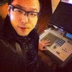 Me and my beloved MPC60 MK 1 #loopsample……