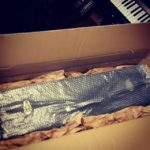 My Bday gift has arrived ! #loopsample……