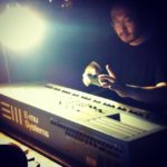 My brother Kenny with his Emulator III #loopsample……