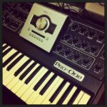 New combo has arrived: Sequential Circuits Pro One + UAD Apollo Twin #loopsample…