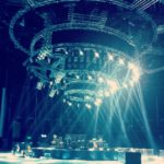 Our MTV live stunning stage, the mother ship in Nanjing. #loopsample……