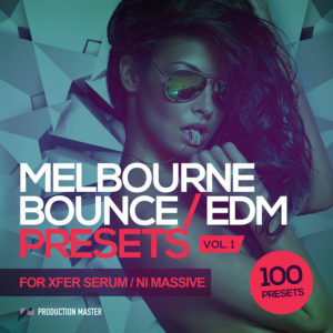 Production Master Melbourne Bounce EDM  Presets SMALL