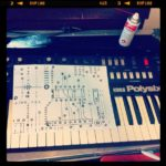 The organic synth is now back and working good! #loopsample……