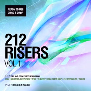 Production Master 212 Risers volume 1_COVER