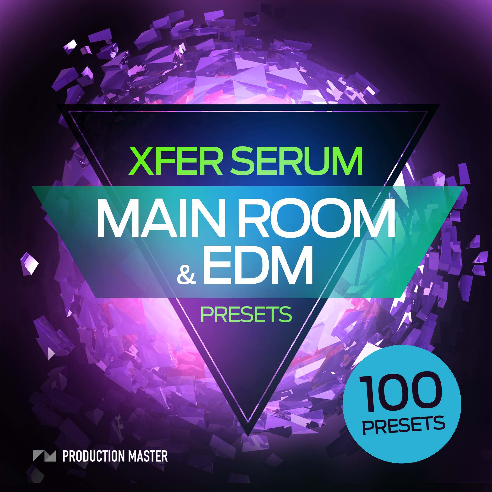 XFER SERUM - MAIN ROOM & EDM PRESETS - PRODUCTION MASTER b