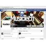 Big thanks to #MusicTech again for using our studio pic as their cover photo