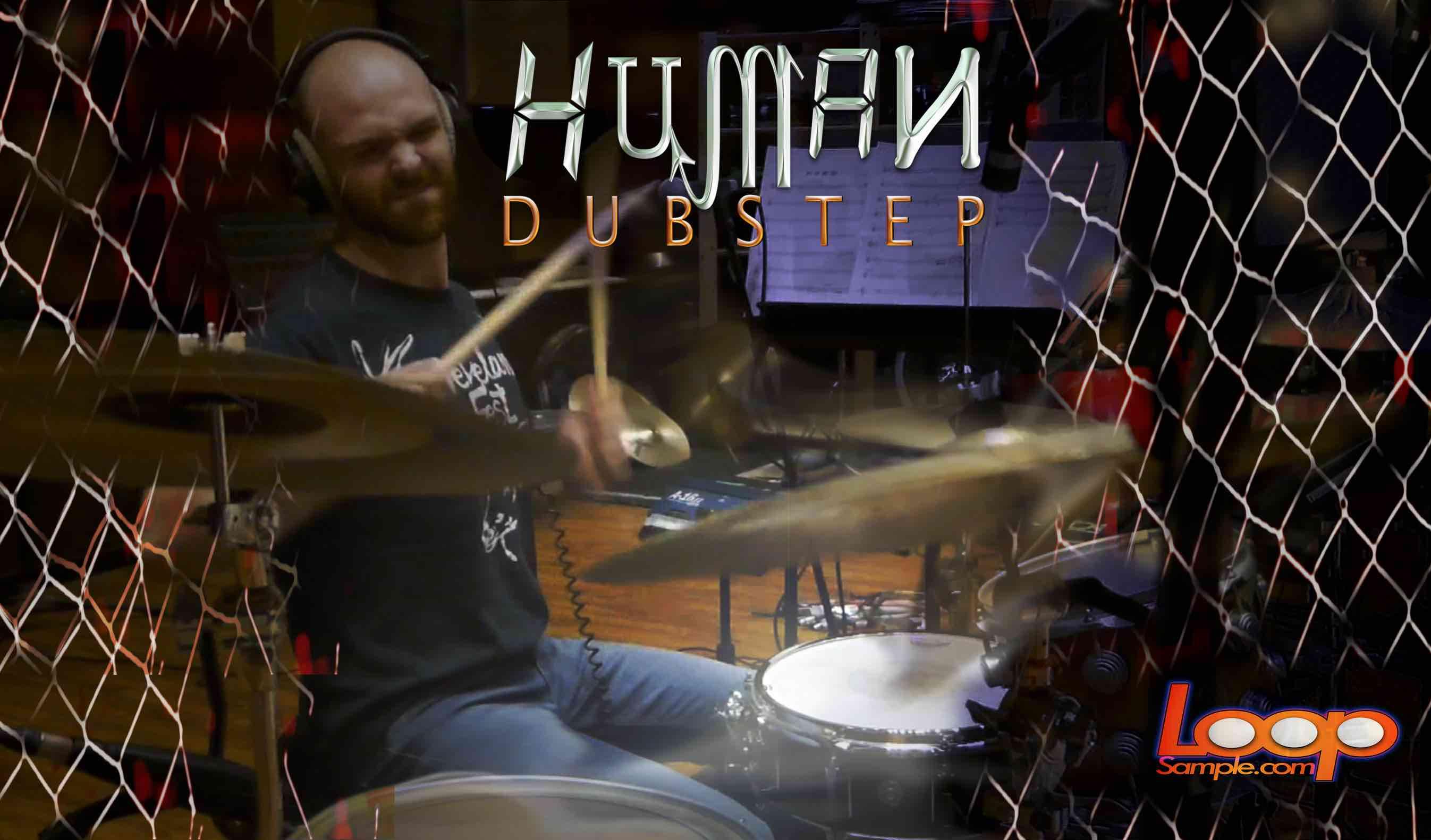 Kontakt drums Human DusbStep